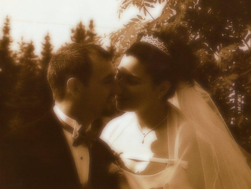 Wedding Day, July 13, 2002