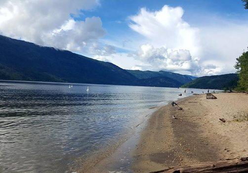 Mara Lake Beach